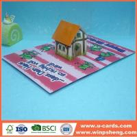 Wholesale Buy Kids Popp Up Greeting Card from china suppliers