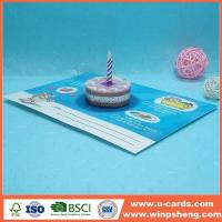 Wholesale Simple Pop Up Paper Art Cards For Kids Template from china suppliers