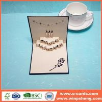 Wholesale Making Pop Up Birthday Cards Out Ideas from china suppliers