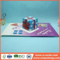 Buy cheap How To Make Simple Pop Up Card from wholesalers