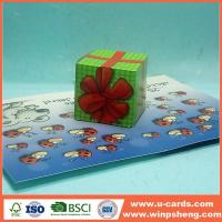 Buy cheap Easy Diy Christmas Tree Pop Out Cards Template from wholesalers
