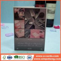 Wholesale Romantic Design Handmade Love Card For Him from china suppliers