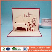 Wholesale New Product Creative Simple Handmade Happy Birthday Cards from china suppliers