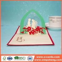Wholesale Hot Amazing Customized Your Own Invitation Love Cards Handmade from china suppliers