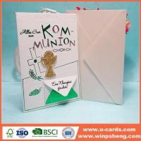 Wholesale Fancy Handmade Thank You Cards Making Ideas At Home from china suppliers
