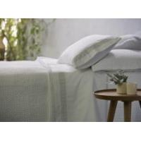China Pillow and Mattress Protectors Diamond Buttoned Charcoal Bedheads From; wholesale