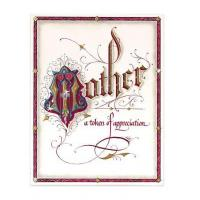 China Gilded Age Greeting Mothers Day Signature on sale