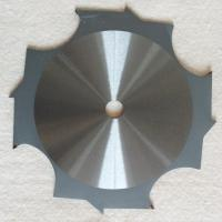 Buy cheap 160mm 4 Tooth PCD Saw Blade from wholesalers