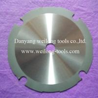 Buy cheap 185mm 4T Polycrystalline Diamond Tip Saw Blade from wholesalers
