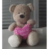 China Light brown heart atmospheric nobility is mother's day gift on sale