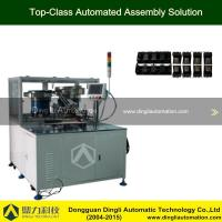 Automated Dual-Layer RJ45 Connector Assembly Machine