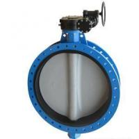 China Duplex stainless steel butterfly valve on sale