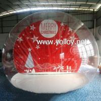 Wholesale CT-043 Inflatable Snow Globe from china suppliers