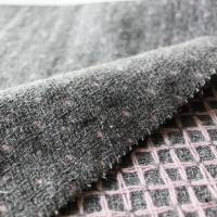 Buy cheap Double Face Dobby Woolen Fabric from wholesalers