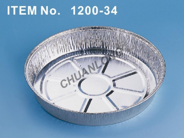 Quality Round Foil NO.1200-34 for sale