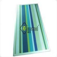 China produces elastic floor MATS