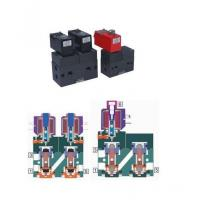 Wholesale 5 PORT 2 POSITION INTERNAL PILOT HIGH PRESSURE SOLENOID VALVE from china suppliers