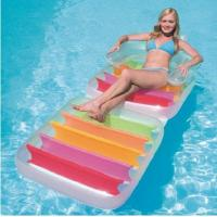 inflatable Water Floats Lounge Floating Sleeping Bed