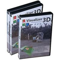 China Visualizer 3D - Professional 3d imaging software on sale