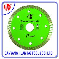 Wholesale HM22 Super Thin Turbo Saw Blade No Chipping from china suppliers