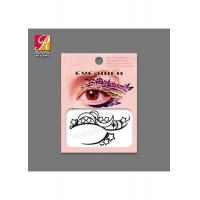 """Wholesale """"Lady Flower Temporary Eye Tattoos JYQ115 from china suppliers"""