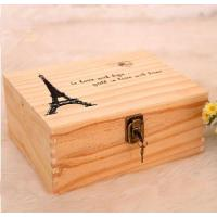 Wholesale Wooden Gift packaging Box from china suppliers