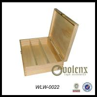Wholesale Three Bottle Pine Wooden Wine Box from china suppliers