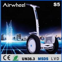 Wholesale 16 Inch Big Wheel Airwheel S5-680 Electric Scooter Self Balancing Hoverboard Original from china suppliers