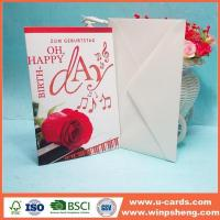 China Handmade Card Customized Newly Beautiful Handmade Photo Mothers Day Cards on sale