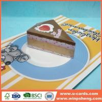 China Handmade Card Easy Pop Up Card Templates For Birthday on sale