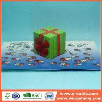 Wholesale Handmade Card Creat A I Love You Pop Up Card Flower Template from china suppliers