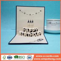 Wholesale Handmade Card Pop Up Birthday Paper Cards For Boys from china suppliers