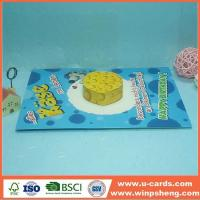 Wholesale Handmade Card Create Animal Pop Up Cards Dies from china suppliers