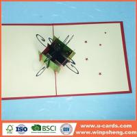 Wholesale Handmade Card Make Your Own Simple 3d Pop Up Card Design Template from china suppliers