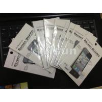 Wholesale Screen protectors for iPhone 4 4s 5 5s 5c from china suppliers