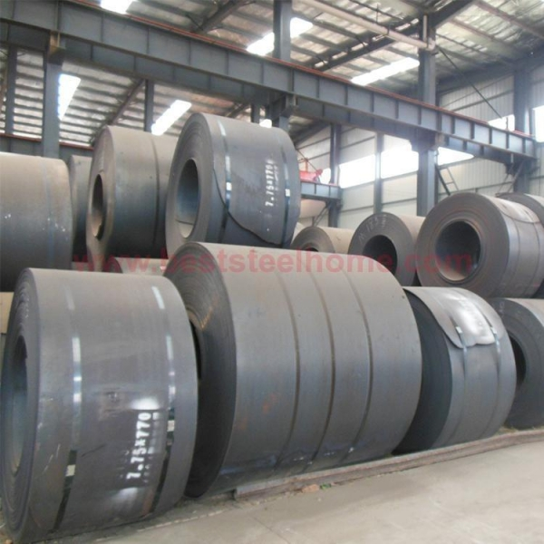 Sae1006 Sae1008 Sae1010 Sae1015 Hot Rolled Steel Coil Of