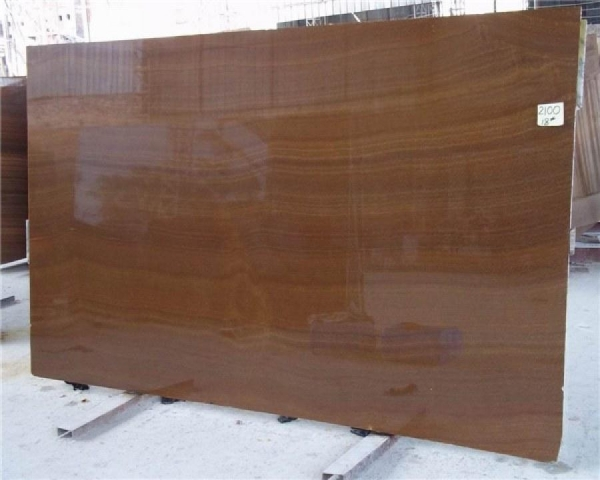 Quality Slab Honey Brown dark for sale