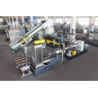 double stage granulating line(plastic film)