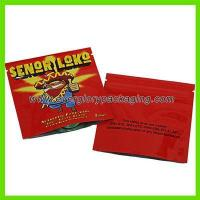 Wholesale SGS Colorful Custom Printed Ziplock Aluminium Foil Bag from china suppliers