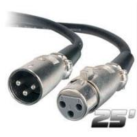 China Chauvet 3 Pin 25' DMX Cable on sale