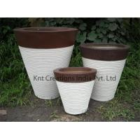 Wholesale Ring Stone Planter Set from china suppliers