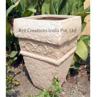 Wholesale Stone Art Vertical Planter from china suppliers