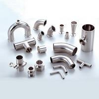 China 3A Sanitary Standard Fittings on sale