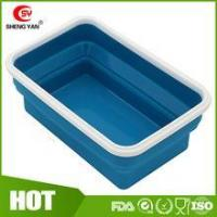 Wholesale Take away Large container lunch box equipped with a fork and spoon from china suppliers