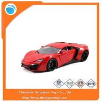 Wholesale Real Life OEM Polyresin car /Automobile Toy from china suppliers