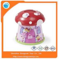 Wholesale Coin Banks Wholesale Mushroom Shape Piggy Bank Money Saving Box from china suppliers