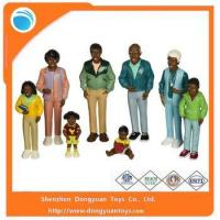 Wholesale Marvel Education African American Family Doll Set from china suppliers