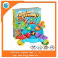 Wholesale Hot Sale Feeding Froggies Game Toy from china suppliers