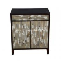 Wholesale CANOSA 2016 New product OX horn inlaid wood Storage Cabinet living room furniture from china suppliers