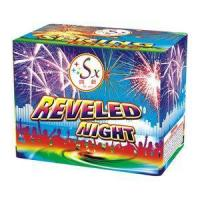 Wholesale Fireworks cakes 1.2 40 shots Reveled Night from china suppliers